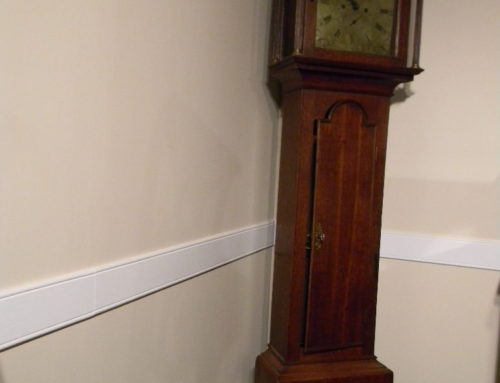 Scottish-Grandfather-Clock-Oak-8-day-Movementby-John-Peet-of-Crief85t