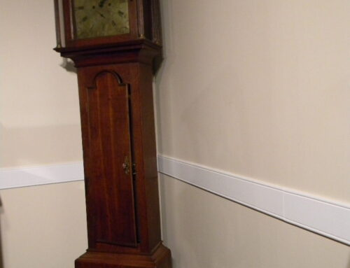 Scottish-Grandfather-Clock-Oak-8-day-Movementby-John-Peet-of-Crief85t