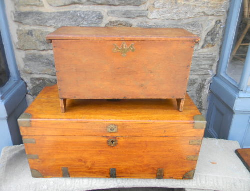 Child Size Chest,New England,Snipe Hinges