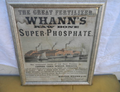 Advertisment For Whans of DE. & Phila.
