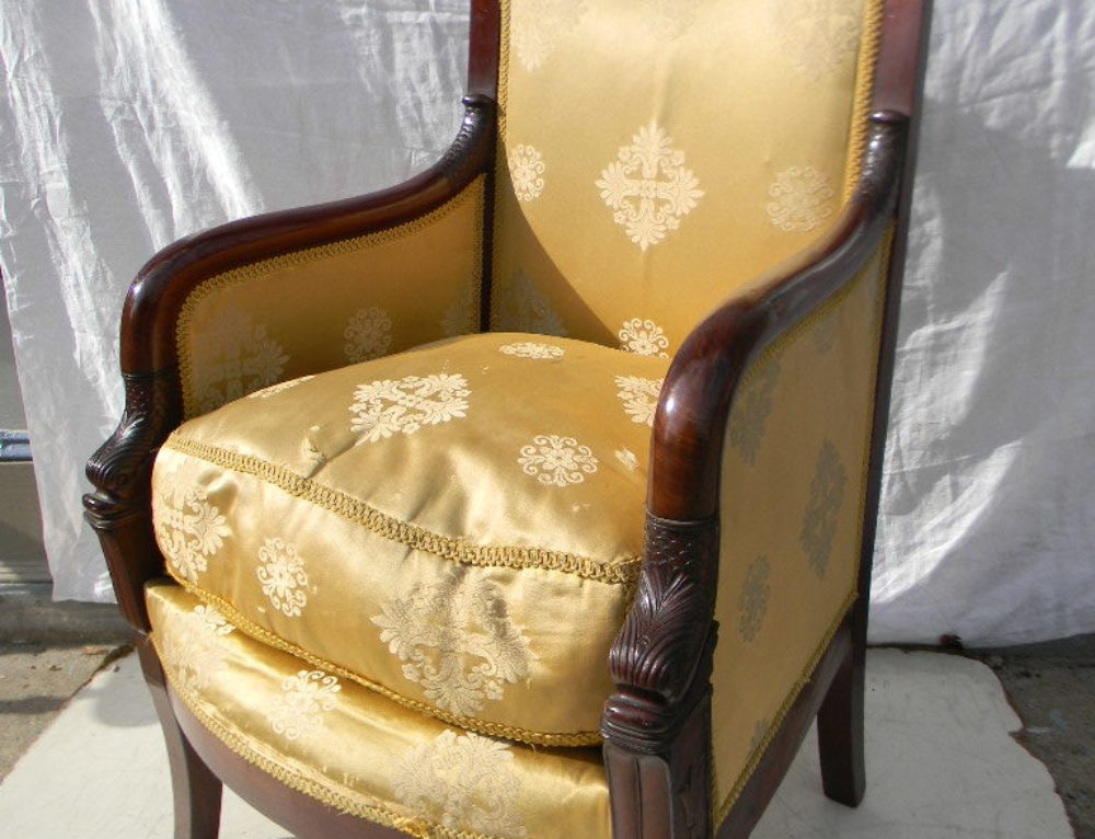 French Bergere 19th Century