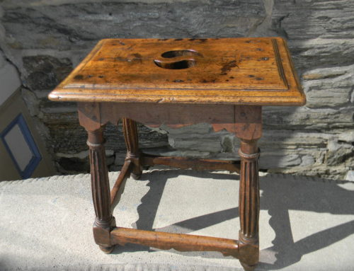 Joint Stool Circa 1730