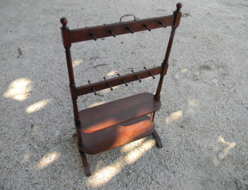 Mahogany Rack 19th century