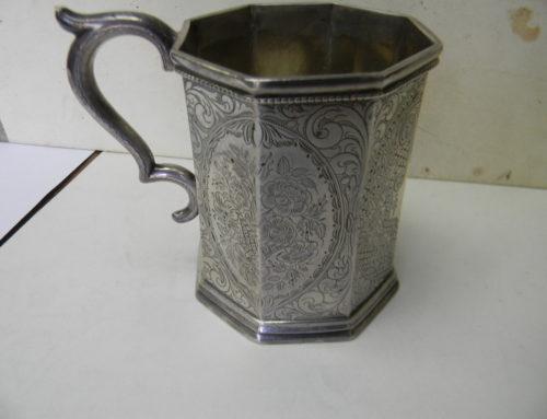 Wood& Hughes Mug