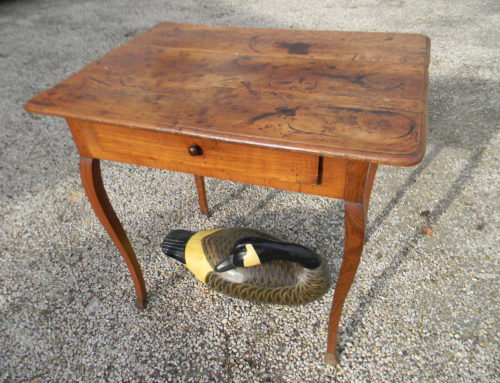 French Side Table, Circa 1815