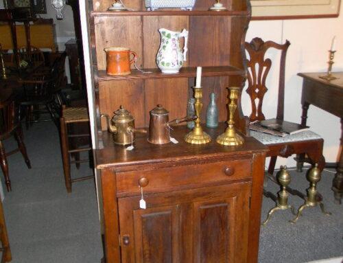 """Pine Cupboard, 30""""w$575"""