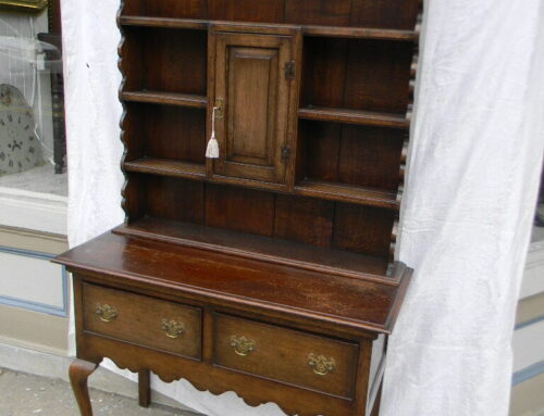 "Small Size Welsh Dresser. 42""w"